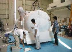 宇宙粒子観測実験